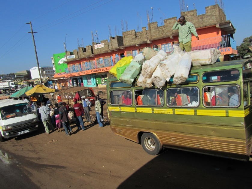 Streets of Africa
