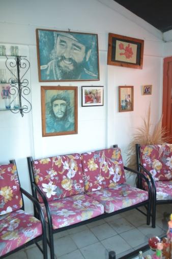 Cuba, casa particular