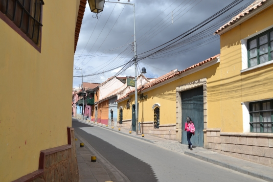 Straat van Potosi