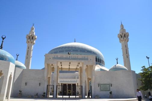 Moskee Amman, Jordanie