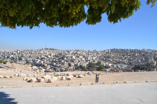 Citadel, Jordanie