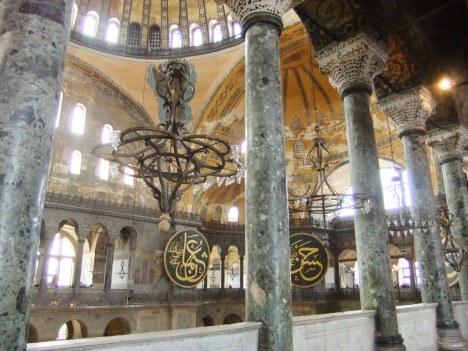 Moskee agia Sofia