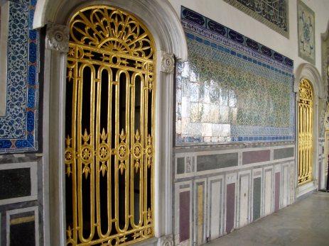 Topkapi paleis Istanbul