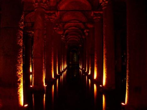 Reistip Basilica Cisterne