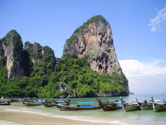 Strand Ao Nang, Thailand