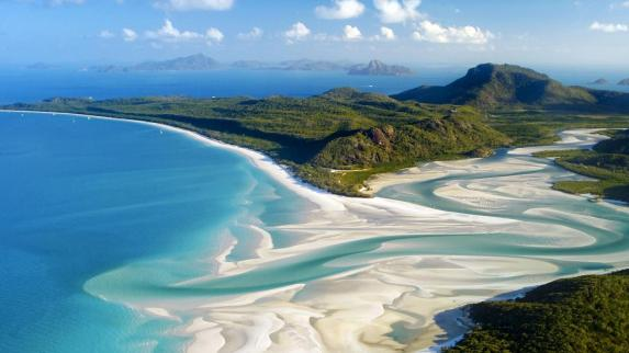 Strand Whitsunday Islands