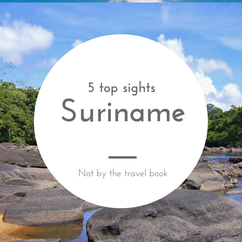 Top sights Suriname