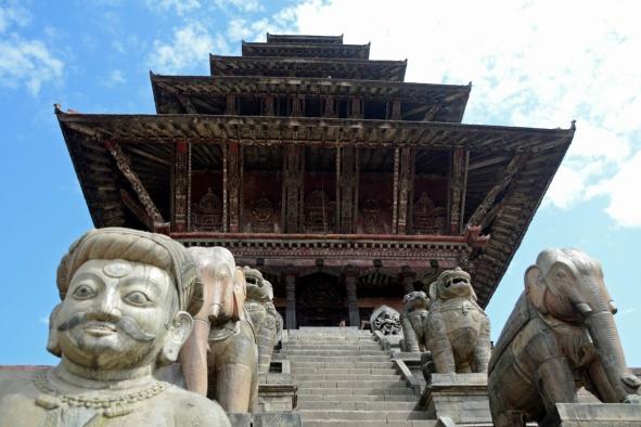 bakthapur tempel