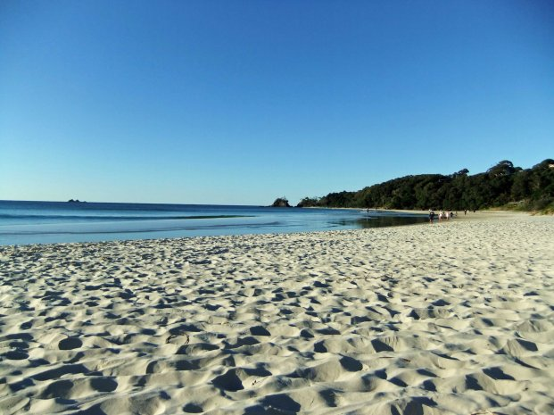 Byron Bay Australie beach