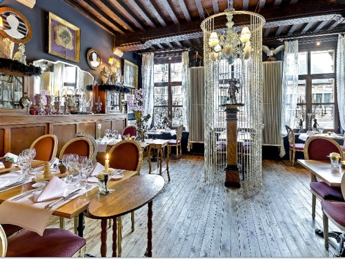 The House of Eliott restauranttip Gent