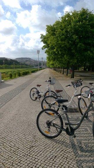 fietsen lissabon blog