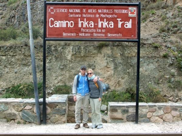 Inca trail startpunt