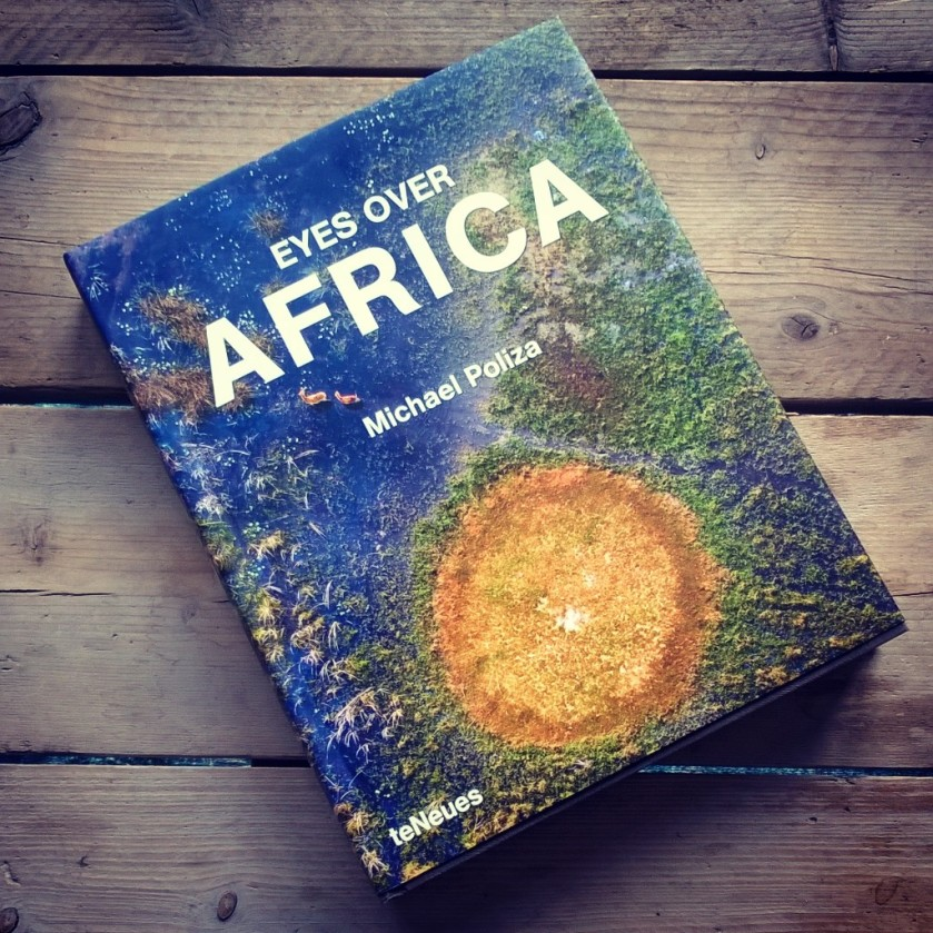 Cover Eyes over Africa boekentip