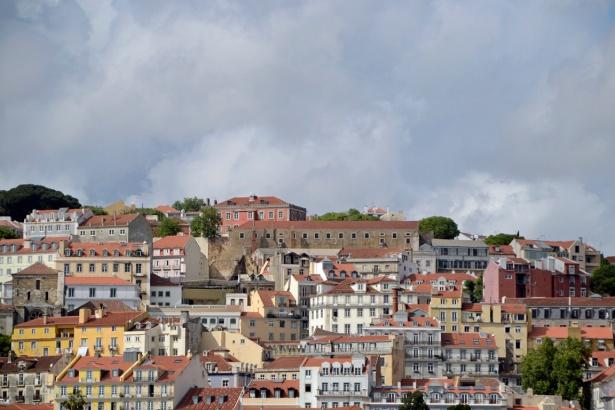 Lissabon vanaf Tego