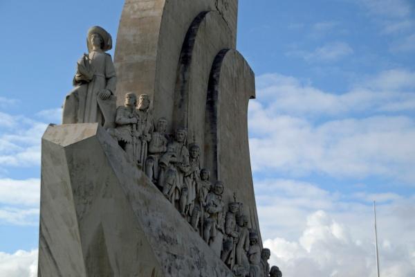 Ontdekkingsreizigers monument lissabon
