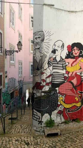 streetart lisbon