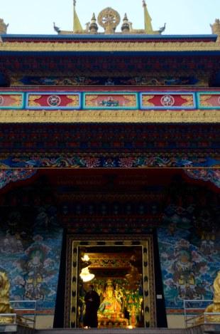Monastry Dollu buddhism