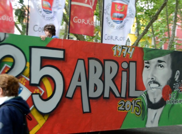25 abril Lisbon blog revolutie anjer