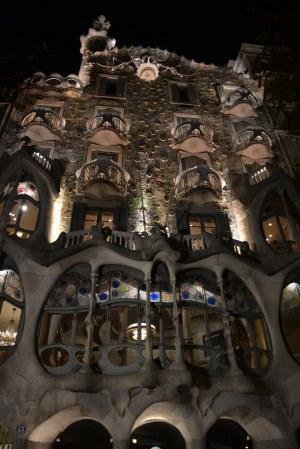 Casa Mila Barcelona blog