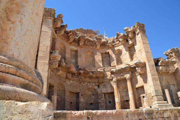 Jerash blog Jordanie