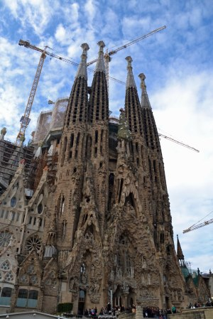 Sagrada familia barcelona stedentrip