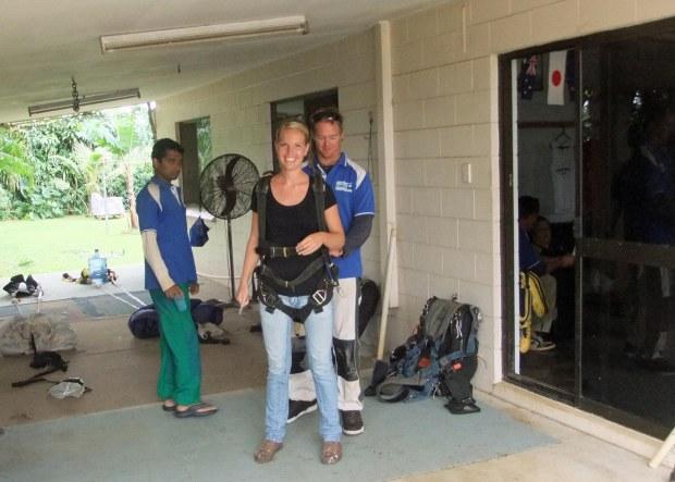 Skydive Cairns Australie blog bucketlist