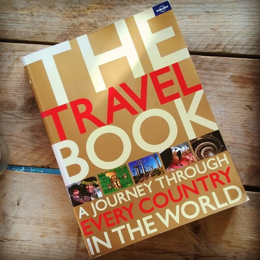 Travel book blog Lonely Planet