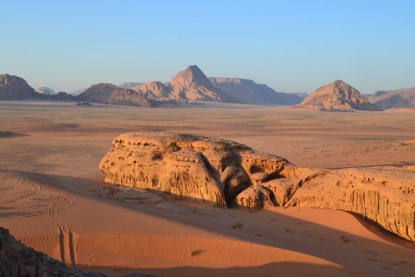 Wadi Rum blog Jordanie