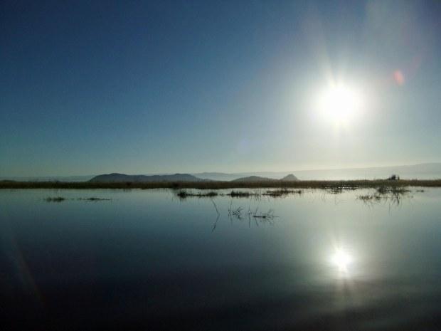 Lake Baringo Kenia travel blog