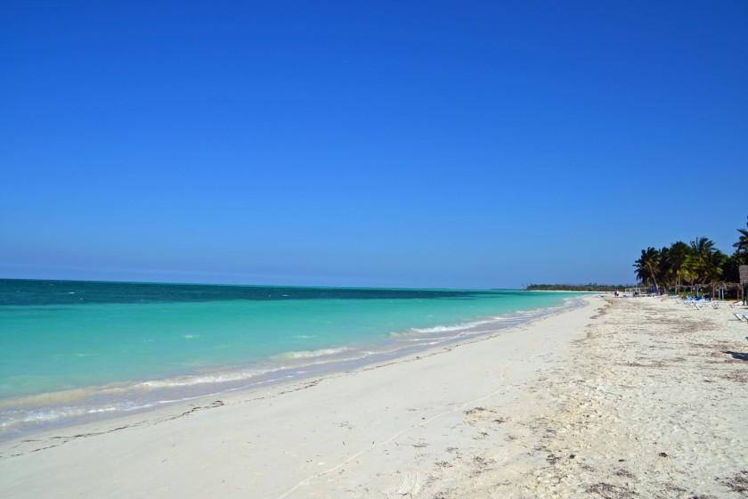 Cayo levisa strandtip Cuba reisblog