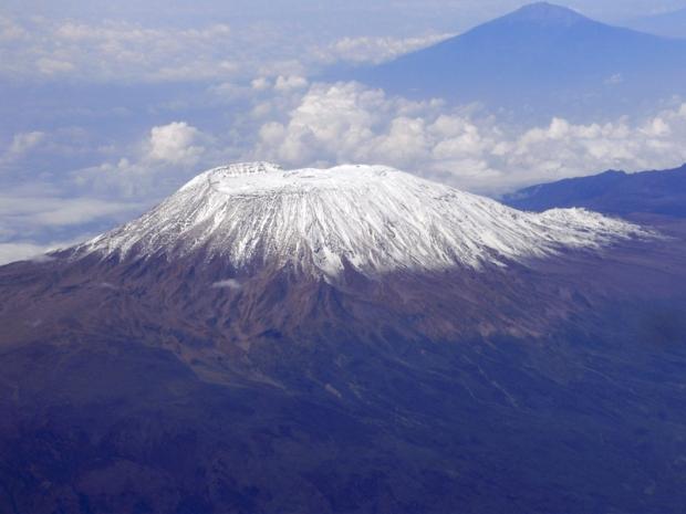 Mount Kilimanjaro Tanzania blog reizen