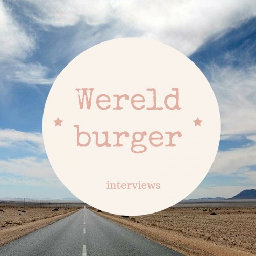 wereldburger interviews reisblog