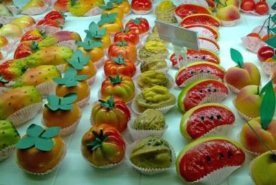 Frutta marsepein italie blog