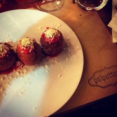 polpetta sicily food blog