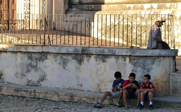 kids cuba trinidad travel blog