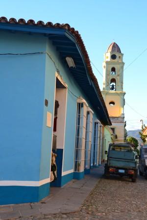 centrum trinidad cuba reizen
