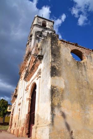 trinidad cuba travel church
