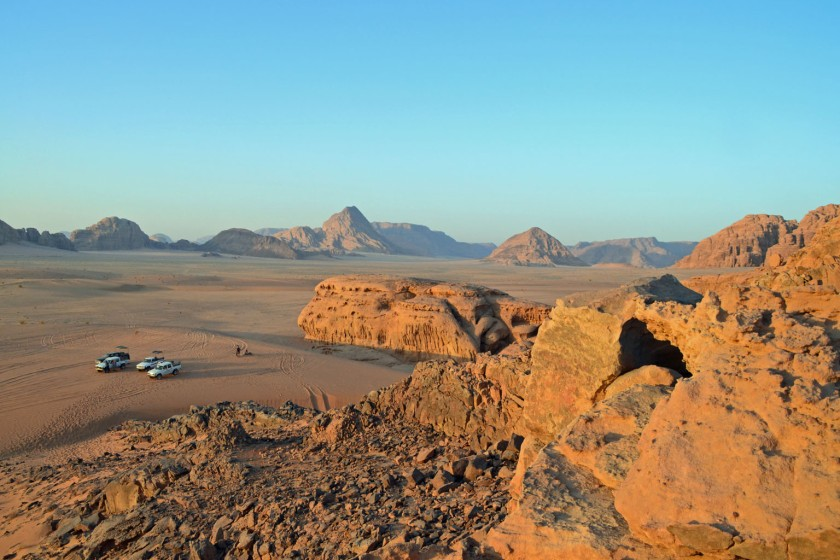 Wadi Rum bucketlist blog travel