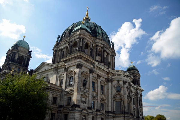 berliner dom reisblog stedentrip