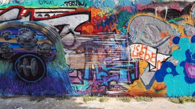 graffiti berlijn reisblog stedentrip
