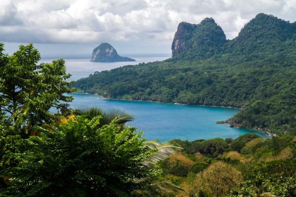 Principe eiland blog over einde van de wereld