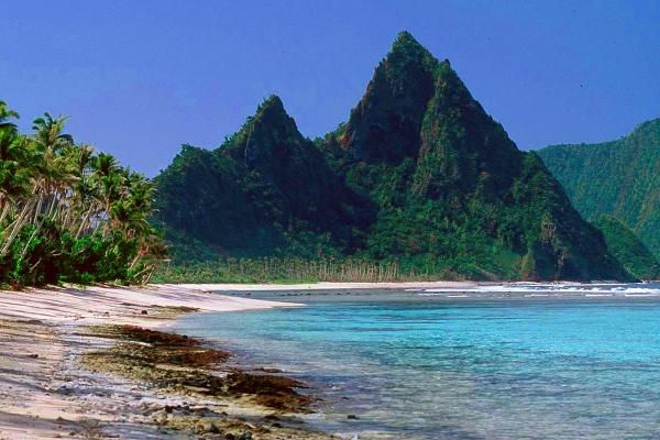 Samoa afgelegen eilanden Grote OCeaan blog reizen