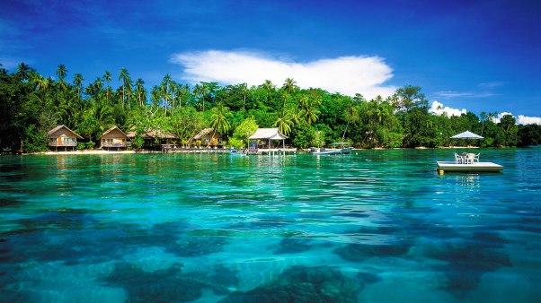 Salomoneilanden afgelegen delen van de wereld blog