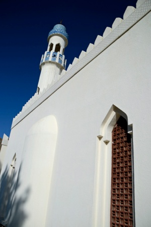 moskee muscat oman