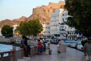 boulevard muscat Oman reisblog
