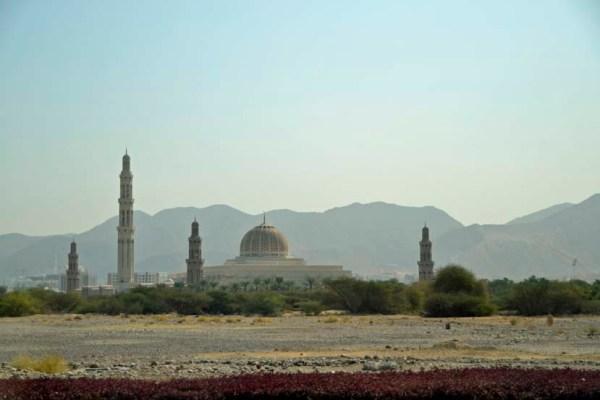 Sultan qaboos moskee oman