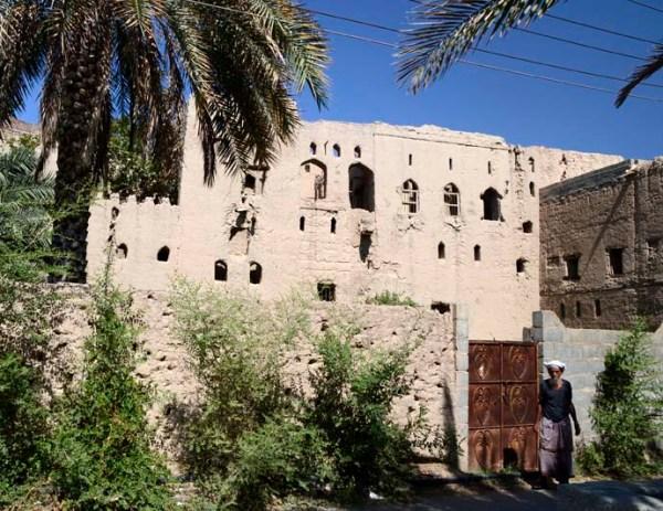 Birkat al Mauz Oman