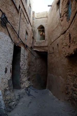 Misfat Oman straatjes