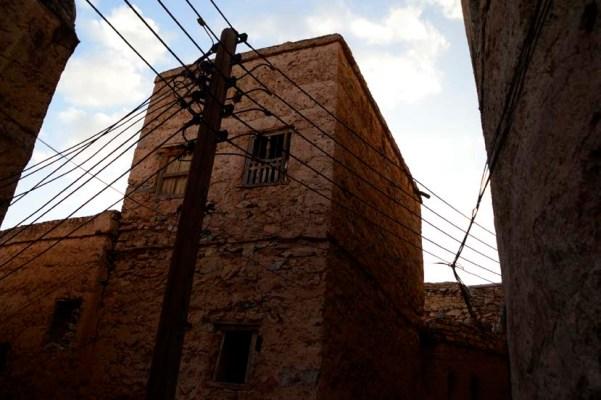 Misfat oud dorpje Oman reisblog