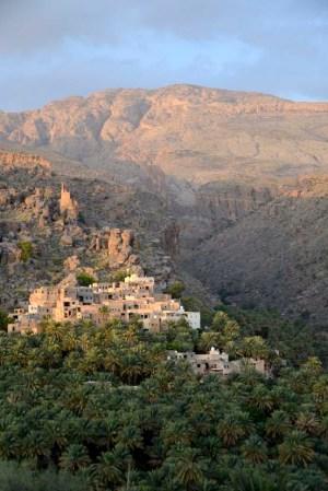 Misfat Oman bezienswaardigheid